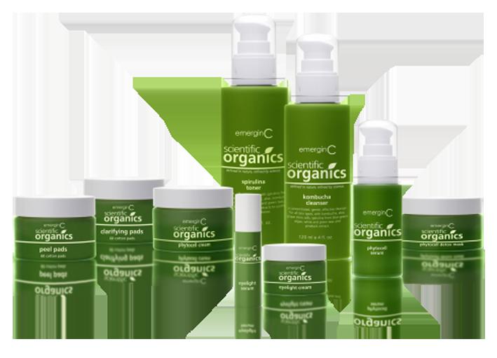 Scientific Organics - EmerginC