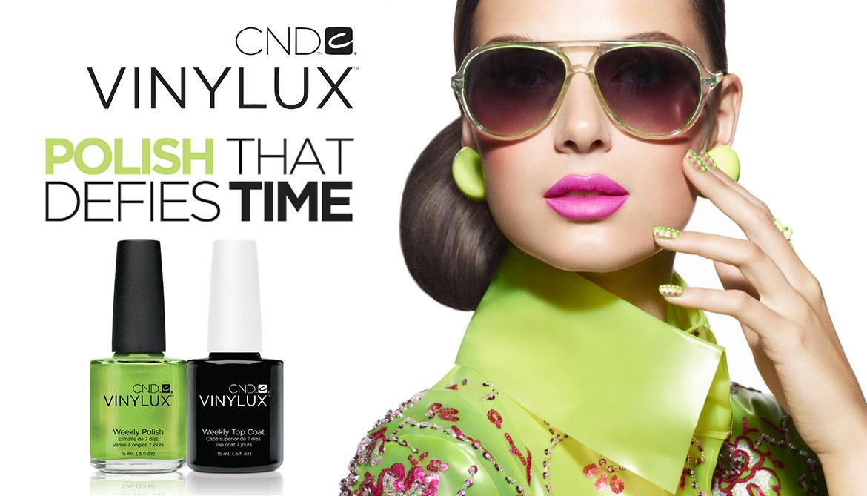 vinylux weekly polish nagellak